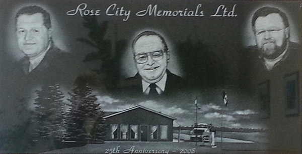waldner family history - rose city memorials