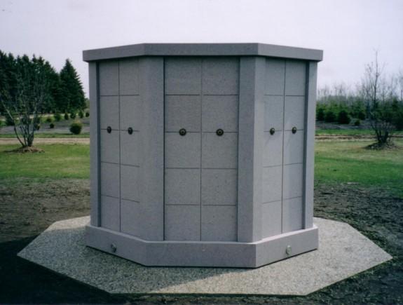 Westlock - Columbarium - Cemetery - Alberta
